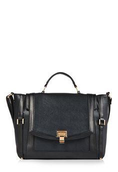 I love the briefcase look. So professional. #justfabsweeps