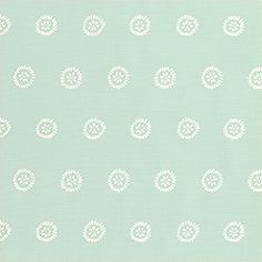 Cardiff #fabric in #aqua from the Gatehouse collection. #Thibaut