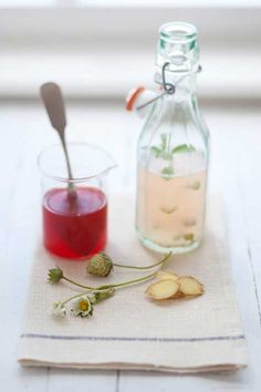 Make your own ginger ale | design*sponge