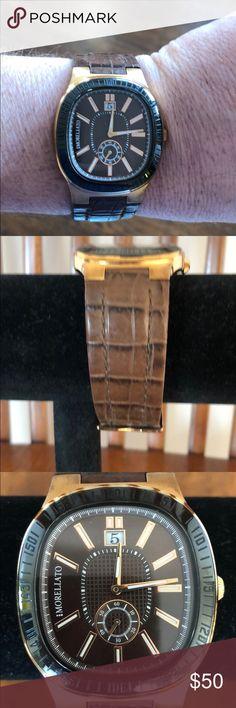 Morellato watch Excellent condition morellato Accessories Watches Omega Watch, Conditioner, Watches, Best Deals, Wristwatches