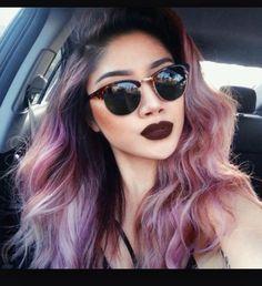"""Résultats de la recherche """"cheveux pastels rose violet"""""""