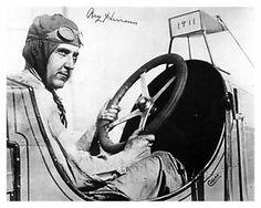 Ray Harroun 1911 winner