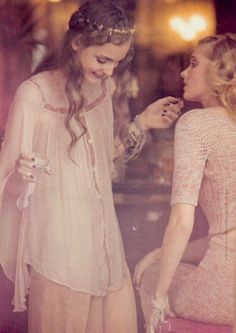 Through The Decades: The 1920s by David Bellemere for Free People.