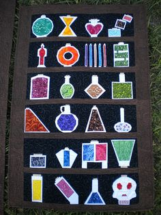 A Trip to the Apothecary Quilt♥
