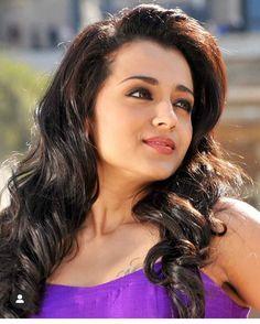 South Indian Actress Photo, Indian Actress Images, Beautiful Indian Actress, Beautiful Bride, Beautiful Women, Bollywood Girls, Bollywood Actress, Trisha Actress, Trisha Photos