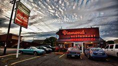 Diamond Restaurant by neilcar, via Flickr