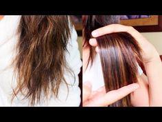 ¡Adios cabello maltratado! La mascarilla casera, natural y eficaz.
