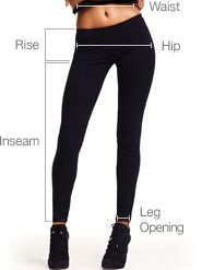 find the perfect fit for pants