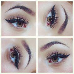 So Pretty, love natural Makeup.