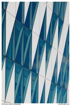 Saxo Bank Headquarters by Architects 3XN, Copenhagen, Denmark. Built: 2009. Photo: Quintin Lake