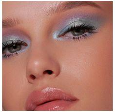 Red Eye Makeup, Makeup Eye Looks, Cute Makeup, Skin Makeup, Eyeshadow Makeup, Makeup Brushes, Jewel Makeup, Cheap Makeup, Makeup Remover