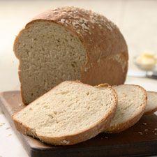 Honey-oatmeal bread from King Arthur Flour. So good.