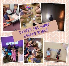 Spy Games, Egg And I, Little Monkeys, Escape Room, Figure It Out, Egg Hunt, Easter Eggs, Activities, It's Easy