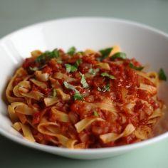 Tomaattipasta - Kotikokki.net - reseptit