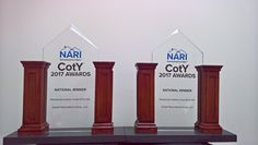Capital Renovations Group Named NARI 2017 National CotYTM Winner The National Association of the Remodeling Industry (NARI) Names National CotYTM (Contractor of the Year) Winners The National Association of the Remodeling Industry (NARI)...