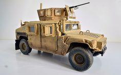 M1151 A008 1/35 Scale Model