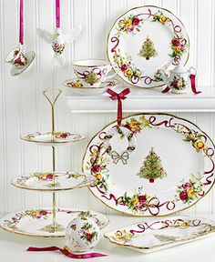 Royal Albert - Country Roses