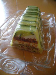 Terrine de l gumes au chaource l gumes terrines flans tartes pinterest l gumes - Terrine de legumes facile et rapide ...