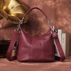 ec506eb189ed Hot-sale designer Brenice National Style Vintage Genuine Leather Casual Crossbody  Bag Handbag For Women Online - NewChic Mobile
