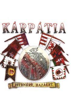 Gyerek póló - Kárpátia Istenért hazáért Band Logos, Hungary, Rock N Roll, Products, Tatoo, Rock Roll, Gadget