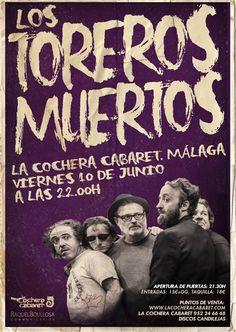 Los Toreros Muertos en Malaga