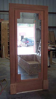 Hide A Door - Secret Doors and Passageways - Gallery 3  Secret room behind a mirror!