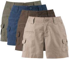 Cabela's Cargo Shorts for Women Hiking Shorts, Outdoor Gear, Google, Casual, Cotton, Collection, Women, Fashion, Moda