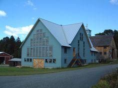 Bramble Hill Farm in Amherst, MA