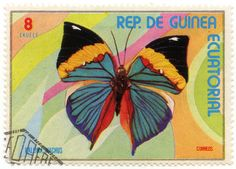 Butterfly Stamp Us Postage Stamps | ID: 001997 Kallima inachus