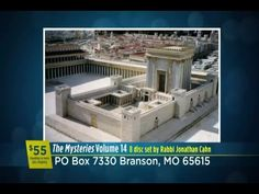 Jonathan Cahn: Prophetic Word to Netanyahu, David's Tabernacle and the Temple Mount (25.56 min)