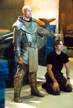 "Stargate SG1 Season 2 Episode 9 - ""Secrets"""
