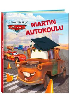 """Read """"Driving School (Disney/Pixar Cars)"""" by Kristen L. Depken available from Rakuten Kobo. Children ages will love this fun-filled Step 2 leveled reader that features Lightning McQueen, Mater, and all their . Before Kindergarten, Beloved Film, Salama, My Little Pony Twilight, New Children's Books, Mattel, B 13, Driving School, Disney Pixar Cars"""