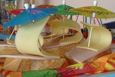"""Presentaciones originales de comida para niños: """"Barcos de jamón y queso"""" - Mi Plan con Hijos"""