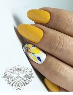 Best Summer Nail Designs - 35 Colorful Nail Ideas You Can Do It Yourself New 2019 - S . - Best Summer Nail Designs – 35 Colorful Nail Ideas You Can Do It Yourself New 2019 – Page 25 of - Simple Nail Art Designs, Easy Nail Art, Cute Nails, Pretty Nails, Funky Nails, Colorful Nail, Girls Nails, Flower Nails, Stylish Nails