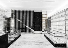 Saint Laurent Paris abre sua primeira loja no Brasil, no Shopping Iguatemi São Paulo. Saiba todos os detalhes: