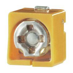 Kondensator-Trimmer 40 pF 100 V/DC 50 % (L x B x H) 4.5 x 4 x 3 mm Murata TZB4P400AB10R00 1 St.