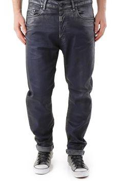 Pantaloni Uomo Absolut Joy (VI-P2464) colore Blu