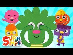 Walking Walking   Nursery Rhymes   Super Simple Songs - YouTube