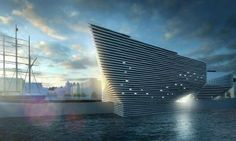 The  new V&A on Dundee Waterfront -  A City of Culture
