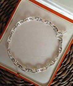hermes chaine d ancre Bague Hermes, Maison Hermes, Ancre, Mode Féminine, 599dfe566ce