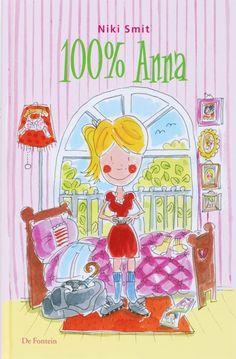 100% Anna - Niki Smit 9-12 jaar
