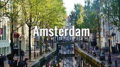 Visiter Amsterdam avec Vanupied