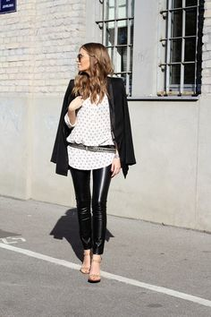 21 Fantastic Fashion – Street Style