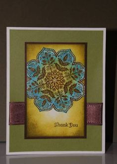Stampin Up day of Gratitude
