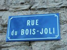 """Résultat de recherche d'images pour """"nom de rues de paris"""""""