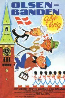 Olsen banden går i krig (1978)