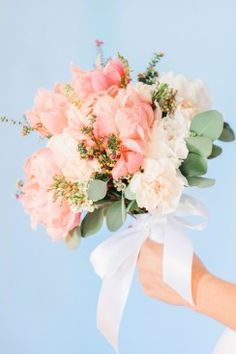 Peony Bouquets - Belle The Magazine