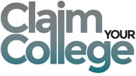 Claim your College - all details on the website  http://www.claimyourcollege.org