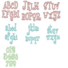 Free Machine Embroidery Design Every Day. New freebies - Cute