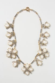 Opalescent Garland Necklace - Anthropologie.com